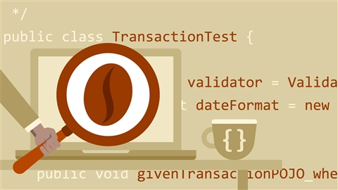 course illustration for Java EE: Bean Validation
