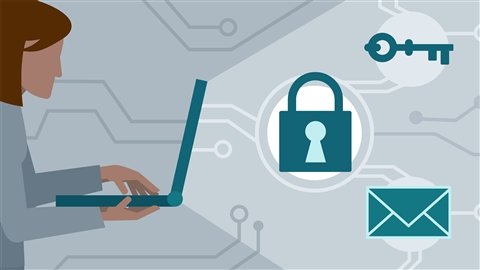 course illustration for CySA+ Cert Prep: 6 Security Tools and Practices