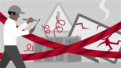 course illustration for CySA+ (CS0-001) Cert Prep: 3 Cyber Incident Response
