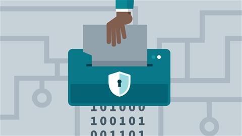 course illustration for CISSP Cert Prep: 2 Asset Security