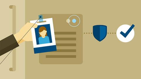 course illustration for CISSP Cert Prep: 5 Identity and Access Management