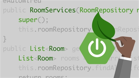 course illustration for Spring Boot Essential Training