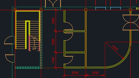 AutoCAD: Creating Sprinkler and Fire-Alarm Systems