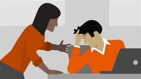 course illustration for Managing Stress for Positive Change