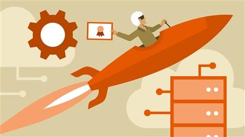 course illustration for CompTIA Cloud+ (CV0-002) Cert Prep: 1 Configuration and Deployment