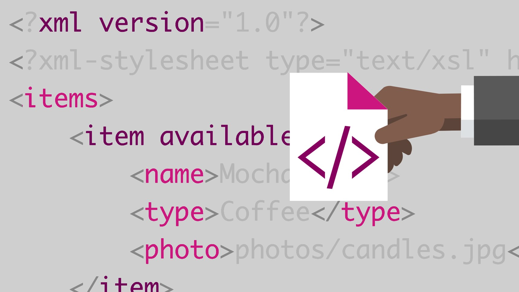 Xml And Css Styles