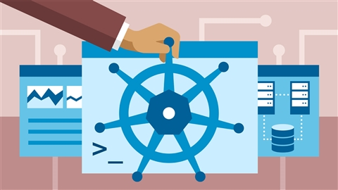 course illustration for Kubernetes: Native Tools