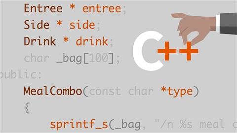 course illustration for C++ Design Patterns: Creational