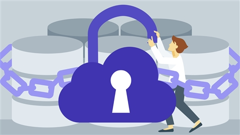 course illustration for Microsoft Cybersecurity Stack:  Securing Enterprise Infrastructure