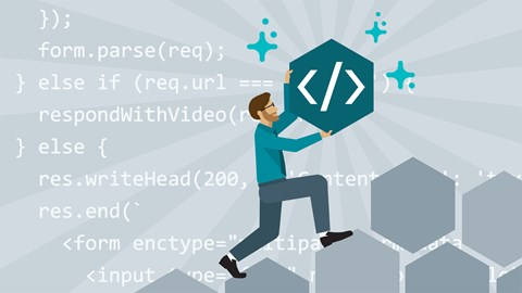 course illustration for Advanced Node.js