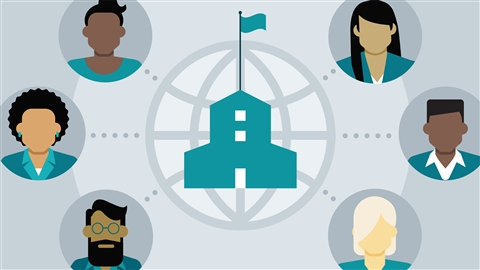 course illustration for Diversity and Inclusion in a Global Enterprise