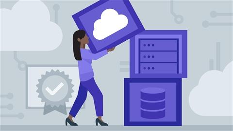 course illustration for CompTIA Cloud+ (CV0-002) Cert Prep: The Basics