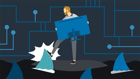 course illustration for CASP+ Cert Prep: 1 Risk Management