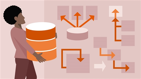 course illustration for NoSQL Data Modeling Essential Training