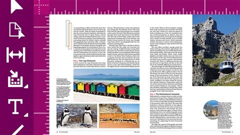 Indesign Cc Designing A Magazine Layout
