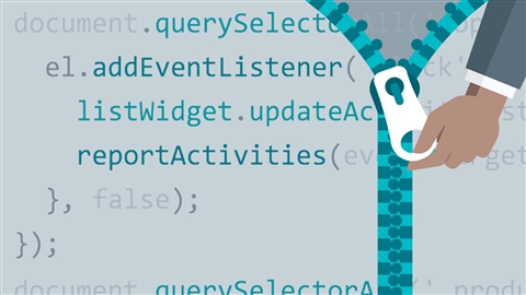 course illustration for JavaScript: Closures