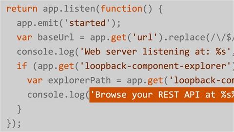 course illustration for Node.js: Securing RESTful APIs