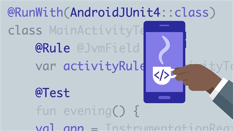 course illustration for Advanced Android Espresso Testing