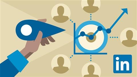 course illustration for Learn LinkedIn Sales Navigator (2018)