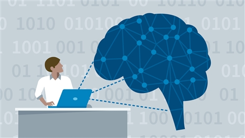 course illustration for Neural Networks and Convolutional Neural Networks Essential Training