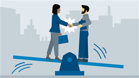course illustration for Negotiation Foundations