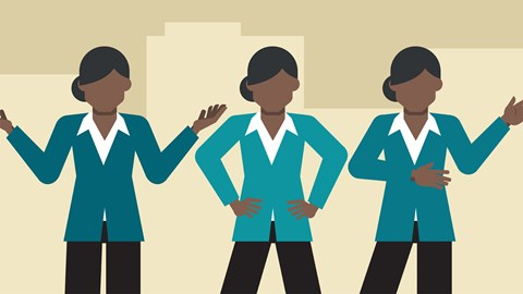 course illustration for Body Language for Women