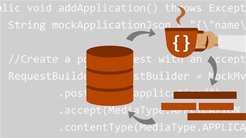 course illustration for Java Persistence API (JPA): 1 The Basics