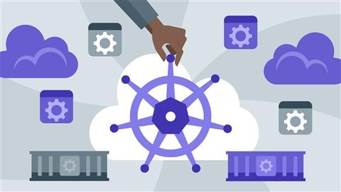 course illustration for Kubernetes: Cloud Native Ecosystem