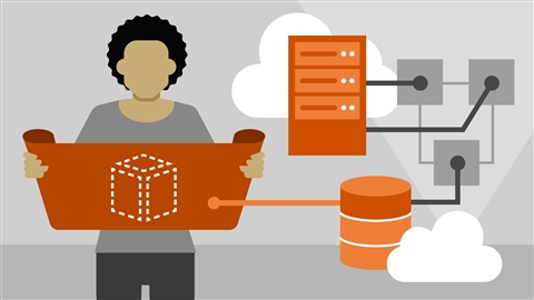 course illustration for AWS for Architects: Network and Storage Design