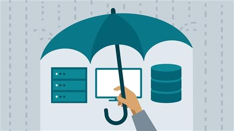course illustration for CISA Cert Prep: 5 Information Asset Protection for IS Auditors
