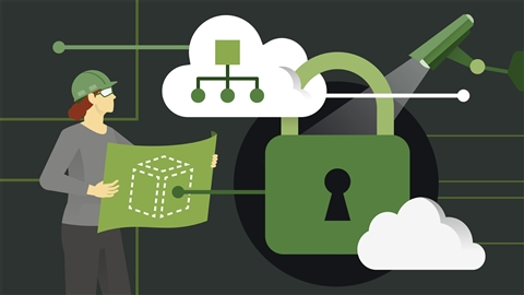 course illustration for AWS for Architects: Advanced Security