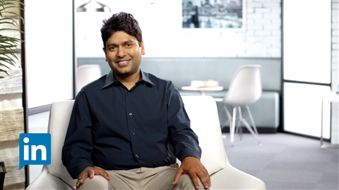 course illustration for AI The LinkedIn Way: A Conversation with Deepak Agarwal