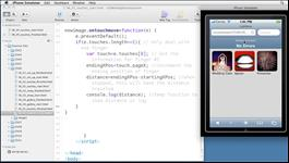 Thumbnail for iOS 4 Web Applications with HTML5 and CSS3