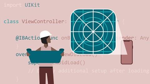 course illustration for iOS Development: Architecture