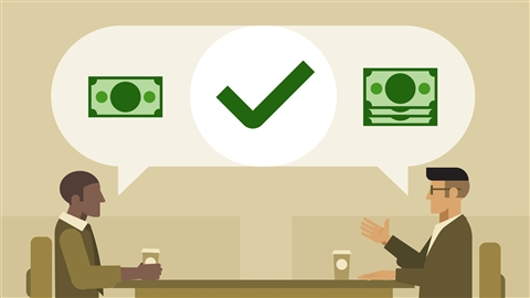course illustration for Negotiating Your Salary