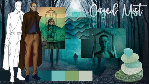 course illustration for Photoshop for Fashion Design: 1 The Basics