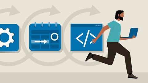 course illustration for Agile Software Development