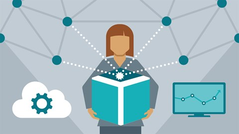 course illustration for AWS Machine Learning by Example