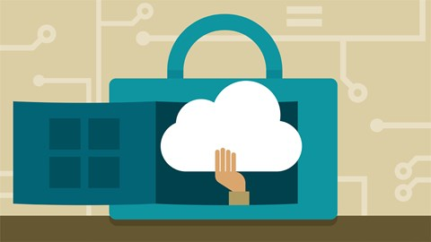 course illustration for Microsoft Azure: Security Concepts