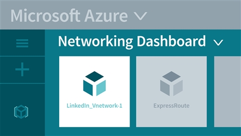 course illustration for Microsoft Azure: Networking Concepts