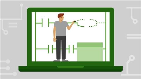 course illustration for Learning PLC Ladder Logic