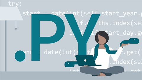 course illustration for Code Clinic: Python