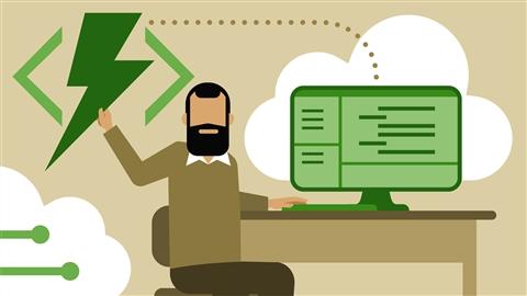 course illustration for Azure Serverless Computing
