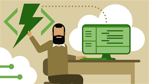 course illustration for Azure Serverless Computing