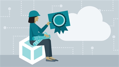 course illustration for Cert Prep: AWS Certified Solutions Architect - Professional