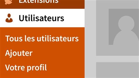course illustration for WordPress : Gestion des utilisateurs et mise en place d'un workflow