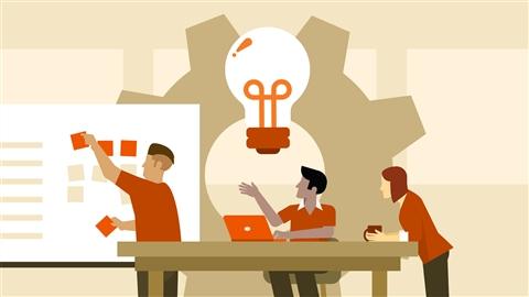 course illustration for Enhancing Team Innovation