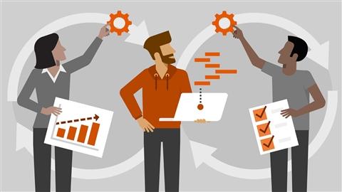 course illustration for Behavior-Driven Development