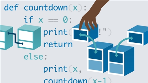 course illustration for Programming Foundations: Algorithms