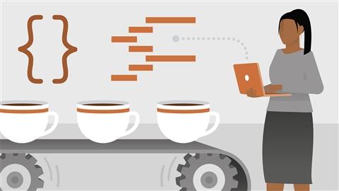 course illustration for Java Design Patterns: Creational